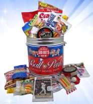 Can Of Ball Park Treats