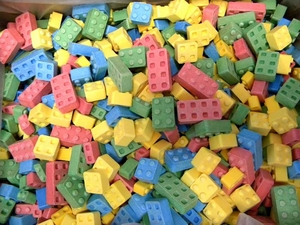 Candy Blocks 11lb Bulk