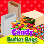 Candy Buffet Bags