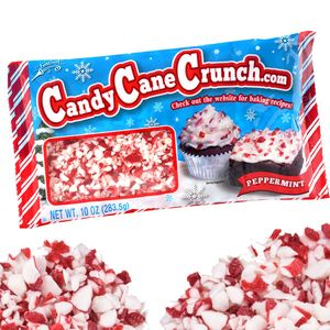 Candy Cane Crunch 10oz Bag