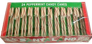 Candy Canes 24 ct  - 1/2oz Original Bob's Candy Canes