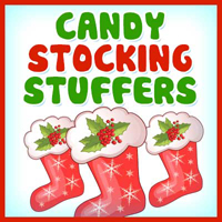 Candy Stocking Stuffers Selections
