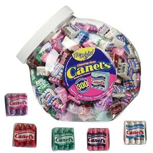 Canel's Original Chewing Gum 300 Count Jar