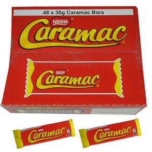 Caramac Candy Bars 48 Count (Import)
