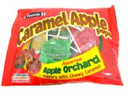 Caramel Apple Lollipops Assorted Flavors 24ct