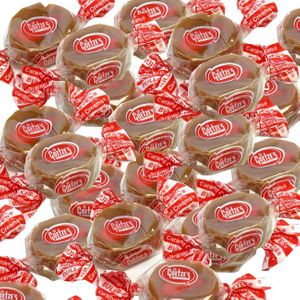 Caramel Creams Caramel Apple 10lb Bulk