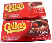 Cella Chocolate Covered Cherries Brownies