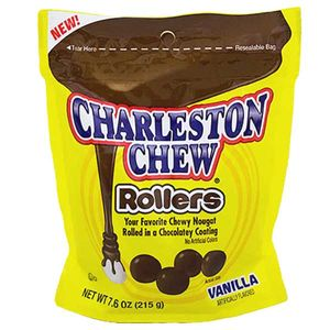 Charleston Chew Rollers 7.6oz Bag