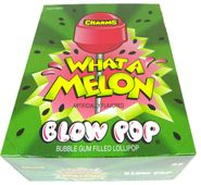 Charms Blow Pop Lollipops - Wat-A-Melon 48 Count