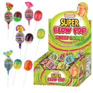 "Charms ""Super"" Blow Pop Sweet & Sour 48 Count"