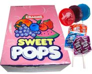 Charms Sweet Lollipops 48 Count