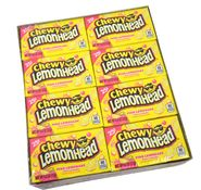 Chewy Lemon Heads Pink Lemonade  24 Count