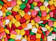 Chiclets Assorted Gum Bulk 24.75lbs