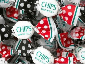 Chipurnoi Chips Licorice 1200 Count Bag