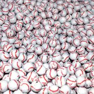 Chocolate Baseballs 30lbs Made In The USA