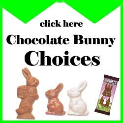 Chocolate Bunny Choices