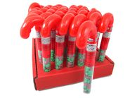"""Chocolate Candy Lentil Canes """"Full Case"""" 36 Count"""