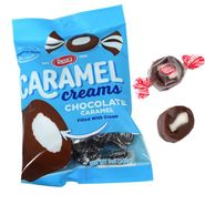 Chocolate Caramel Creams 5oz Bag Goetze's