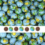 Chocolate Earth Balls 2lb (140)