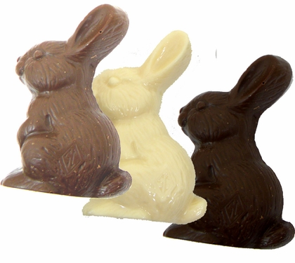 Chocolate Easter Bunnies, Oh How Do I Choose?!