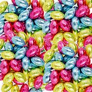 Chocolate Eggs Foil Wrapped 30lb Box