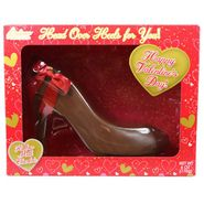 Chocolate High Heel Valentine's Day 6oz