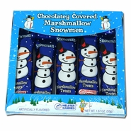 Chocolate Marshmallow Snowman 5 Pack