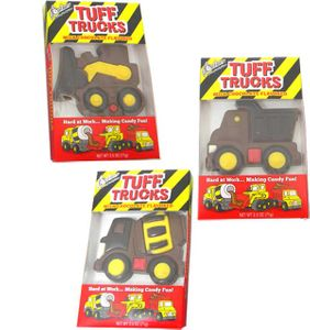 Chocolate Tuff Trucks (One)