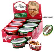 Christmas Story Assorted Fudge Tubs 12 Count
