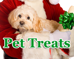 Christmas Treats For Dogs & Cats