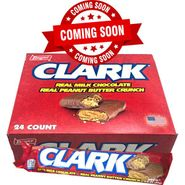 Clark Bars Original  24ct