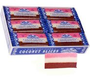Coconut Slices Candy Bar 24ct Original