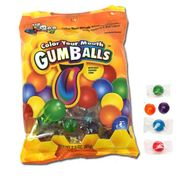 Color Your Mouth Gumballs 2.3oz Bag
