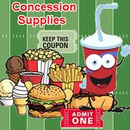 Concession Stand Supplies Disposable