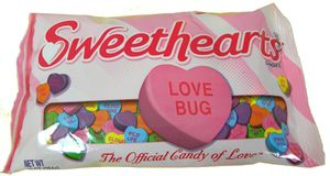 Conversation Hearts 8oz Bag Necco