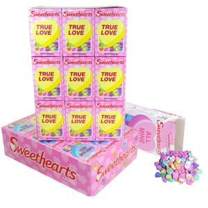 Conversation Hearts Candy 36ct