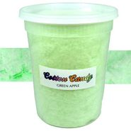 Cotton Candy Green Apple 32oz Tub