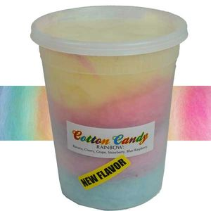Cotton Candy Rainbow 32oz Tub