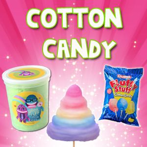 Cotton Candy Selections