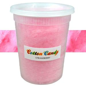 Cotton Candy Strawberry 32oz Tub