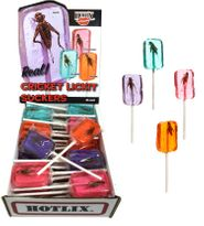 Cricket Lick-It Lollipops 36 Count