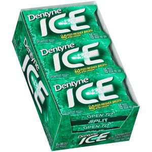 Dentyne Ice Sugarless Gum 9ct - Spearmint