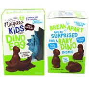 Dinosaur Milk Chocolate Break A Part Egg 4.75oz