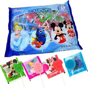 Disney Assorted Lollipops 112 Count