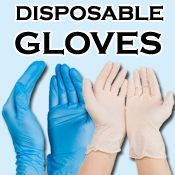 Disposable Gloves & Masks