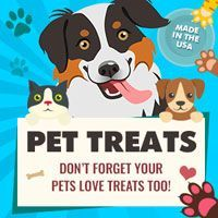 Dog Treats - Cat Treats