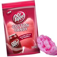 Dr. Pepper Cotton Candy 3.1oz Bag