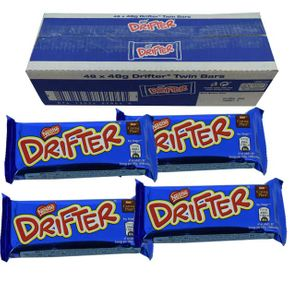 Drifter Candy Bars 48 Count (Import)