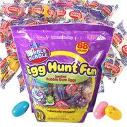 Dubble Bubble Egg Hunt Fun Candy 88 Count