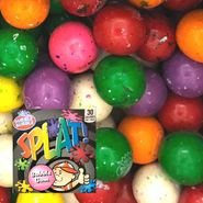 Dubble Bubble Splat Gumballs 850 Count Bulk